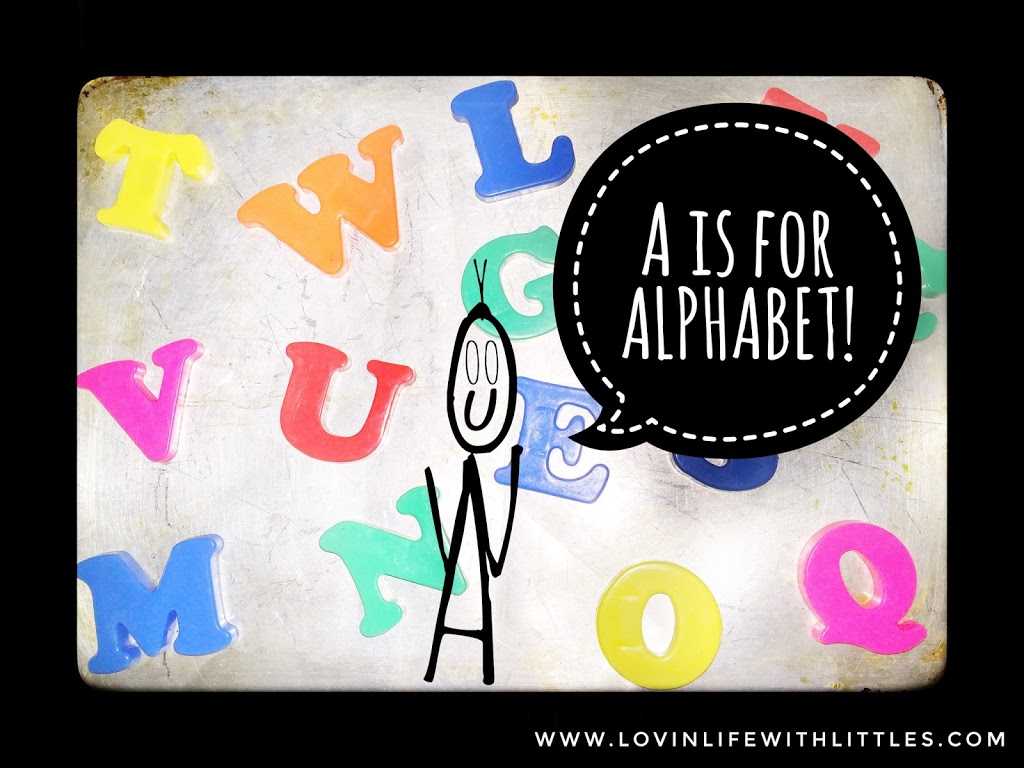 A is for Alphabet! Letter A: Preschool Activities and Lesson Plan