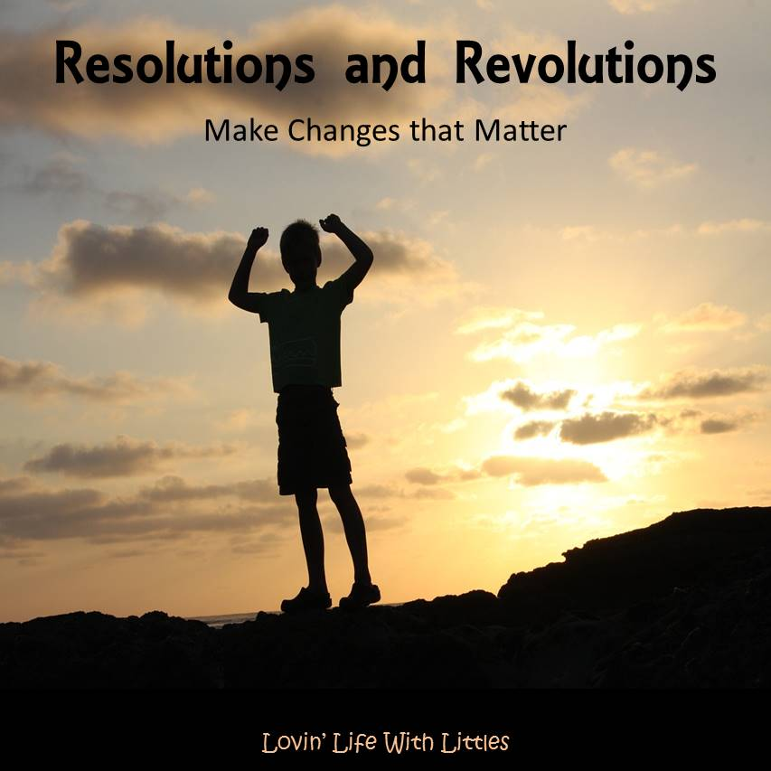 Resolutions and Revolutions