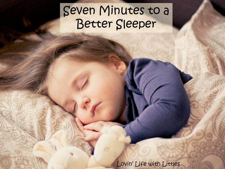 Seven Minutes to a Better Sleeper