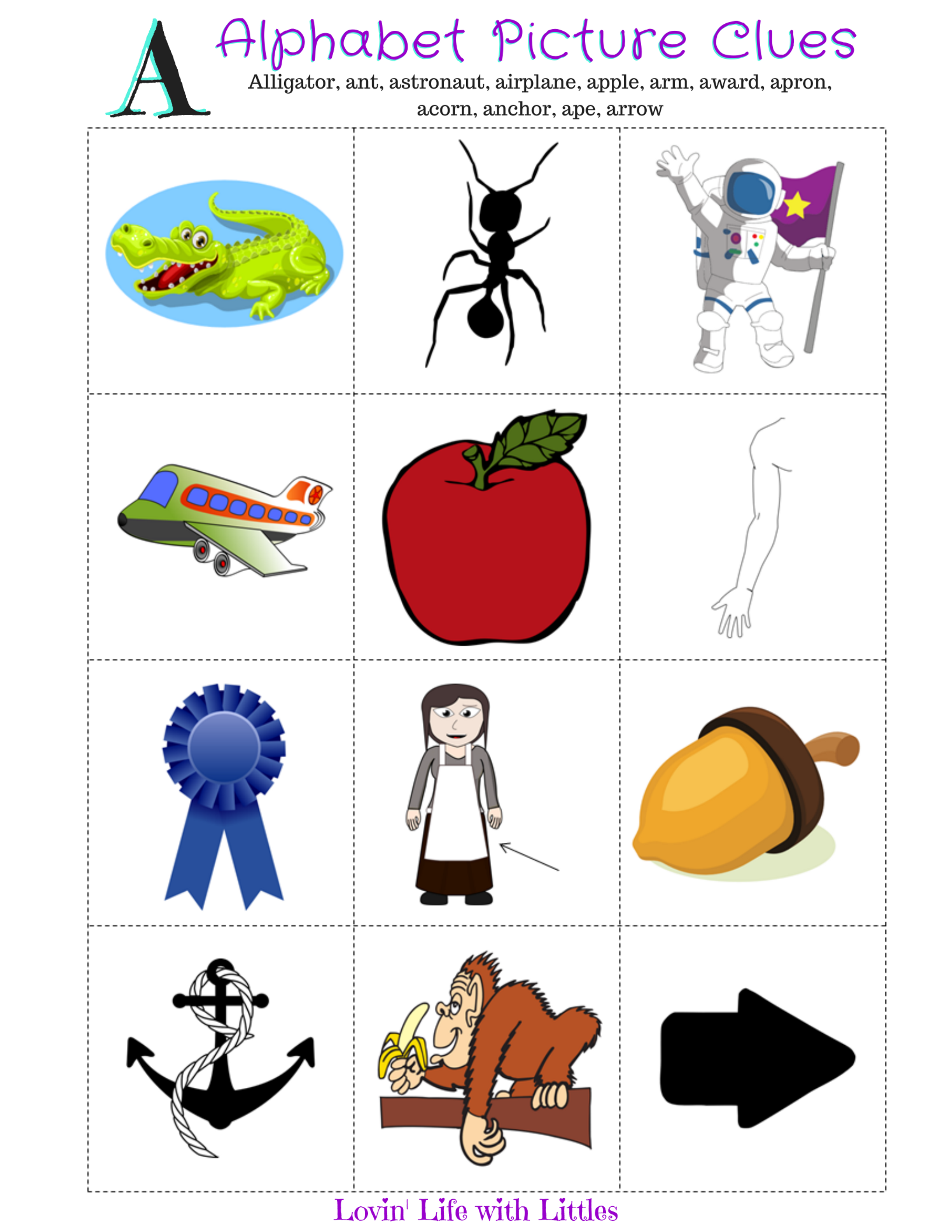 10 Fun Ways To Learn Letter Sounds With Alphabet Picture